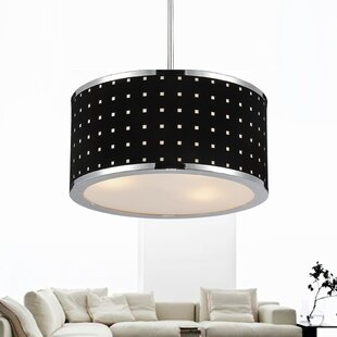 CWI Lighting 3-Light Pendant