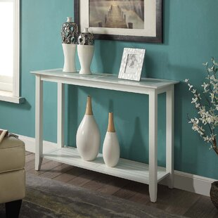 Reviews Hirth Console Table ByWrought Studio
