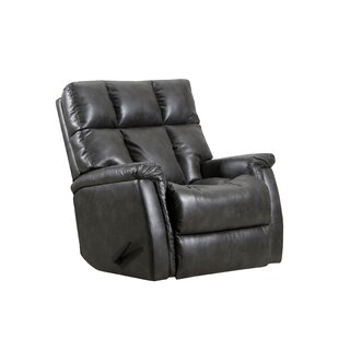 Alsache Manual Swivel Recliner