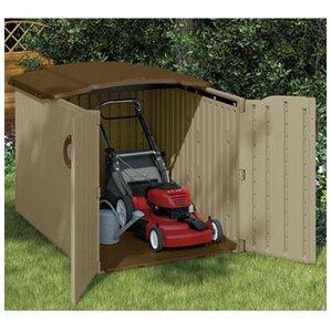 Garden Sheds 4 X 8 plastic sheds you'll love | wayfair