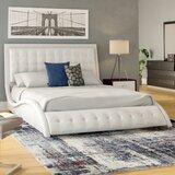 Spyglass-Barton King Upholstered Standard Bed by Wade Logan®