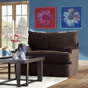 Caroline Armchair by Klaussner Furniture