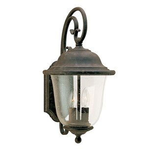 Fleur De Lis Living Elizabeth 2-Light Outdoor Sconce