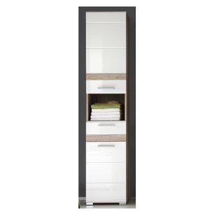 Ledford 37 X `182cm Tall Bathroom Cabinet By Metro Lane