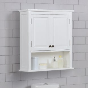 Carruthers 68.58cm X 73.66cm Wall Mounted Cabinet By Blue Elephant
