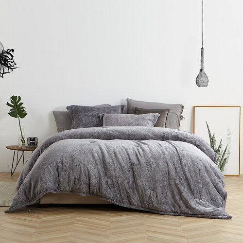The Company Pryor Organic Cotton Solid Duvet Cover