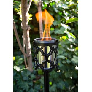 Terra Flame Mediterranean Garden Torch (Set of 4)