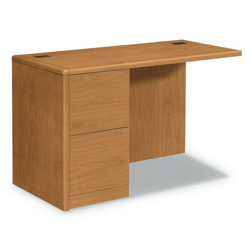 Hon 10700 Series 29 5 H X 48 W Left Desk Return Reviews Wayfair