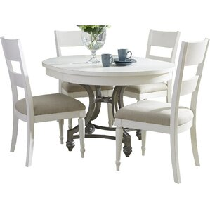 Julia 5 Piece Extendable Dining Set by Liberty Furniture