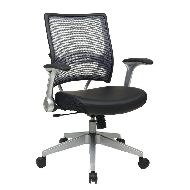 AirGrid Mid Back Mesh Desk Chair