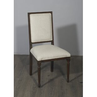 Daucourt Upholstered Dining Chair by One Allium Way