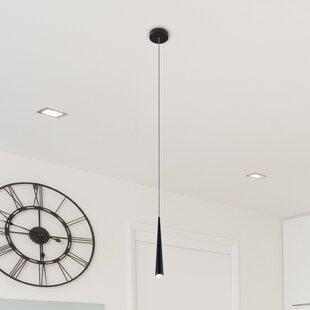 Orren Ellis Shrock 1-Light LED Novelty Pe..