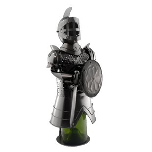 Knight with Shield 1 Bottle Tabletop Wine..