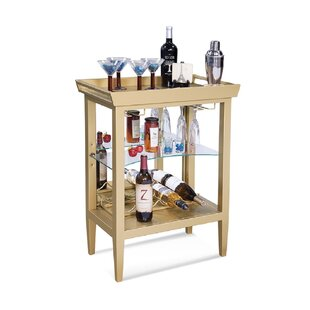 Mischa Bar with Wine Storage