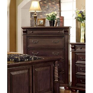 Astoria Grand Milford 5 Drawer Chest