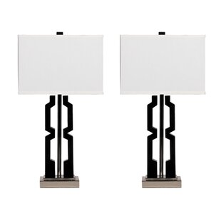 Delgado Table And Floor Lamp Set (Set Of 2)