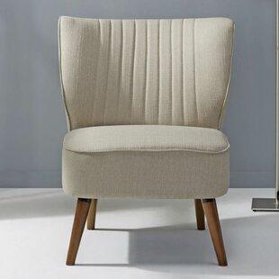 Wrought Studio Schiavone Slipper Chair