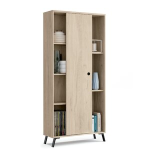 Volya Bookcase By Ebern Designs
