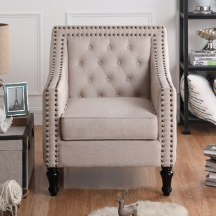 Weiland Armchair by Darby Home Co