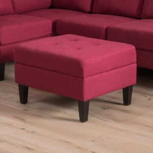 Lindley Storage Ottoman by Alcott Hill
