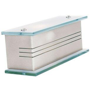 Ebern Designs Breanne 1-Light Bath Sconce