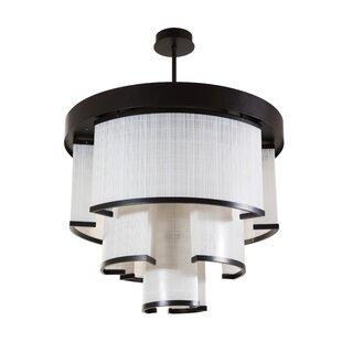 Orren Ellis Raby 9-Light LED Pendant