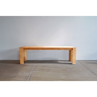 PCHseries Wood Bench by Mash Studios