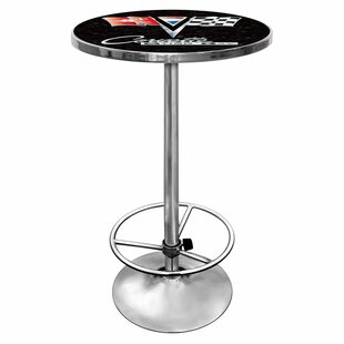 Corvette C2 Pub Table by Trademark Global Great Reviews