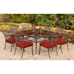 Retzlaff Traditions 9 Piece Dining Set