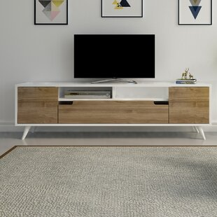 Clearance Durkin TV Stand for TVs up to 60 by George Oliver Reviews (2019) & Buyer's Guide