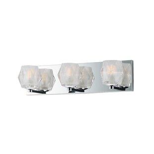Wrought Studio Miesner 3-Light Vanity Light