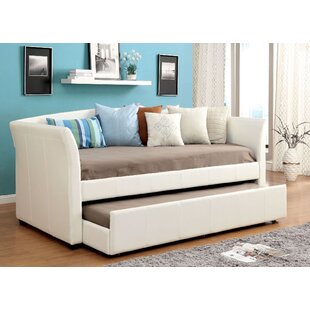 Comparison Slocumb Twin Daybed with Trundle by Brayden Studio Reviews (2019) & Buyer's Guide