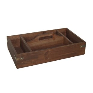 Cheungs Wooden Storage Caddy