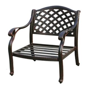 Lincolnville Traditional Deep Seating Chair with Cushion