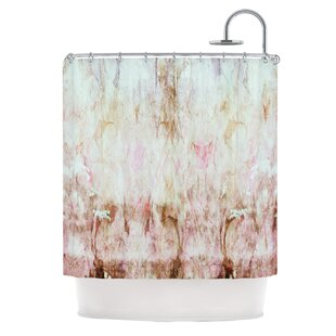 Florian Polyester Single Shower Curtain