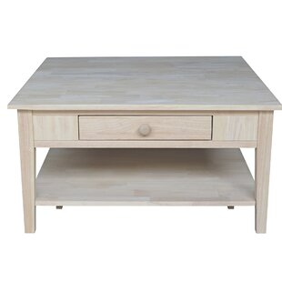 Greenbrier Coffee Table with Storage