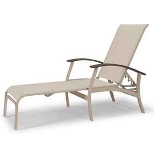 Belle Isle Marine Grade Sling Reclining Chaise Lounge