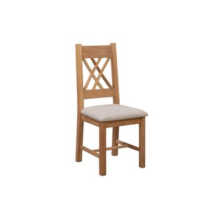 Layton Solid Wood Dining Chair (Set Of 2) By Alpen Home