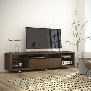 Julius TV Stand For TVs Up To 88 Inches By Wade Logan
