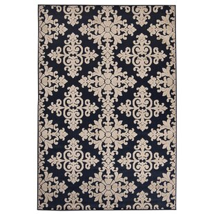 Kari Creme Indoor/Outdoor Area Rug