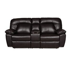 Ilse Console Reclining Loveseat by Darby Home Co