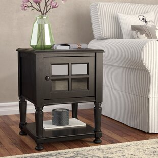 Letellier End Table With Storage August Grove