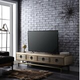 Keller TV Stand for TVs up to 85 by 17 Stories