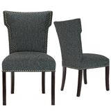 Kober Upholstered Dining Chair (Set of 2) by Alcott Hill®