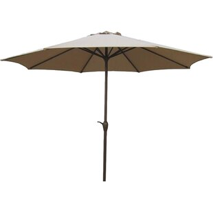 LB International 8' Market Umbrella