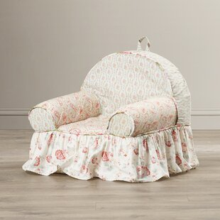Deals Oxford Kids Cotton Club Chair ByHarriet Bee