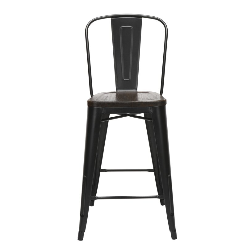 "Grasso 41.8"" Bar Stool"