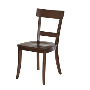 Weldon Solid Wood Dining Chair (Set of 2) by Harbor House
