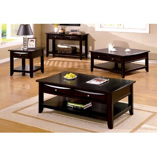 Strano Coffee Table with Storage