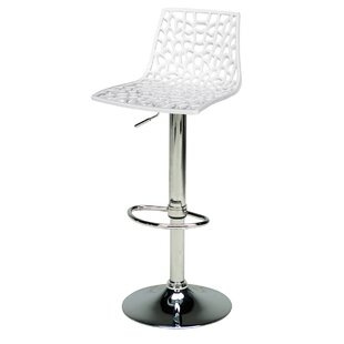 Adjustable Height Swivel Bar Stool Grandsoleil